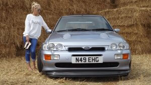 Michelle's Cosworth