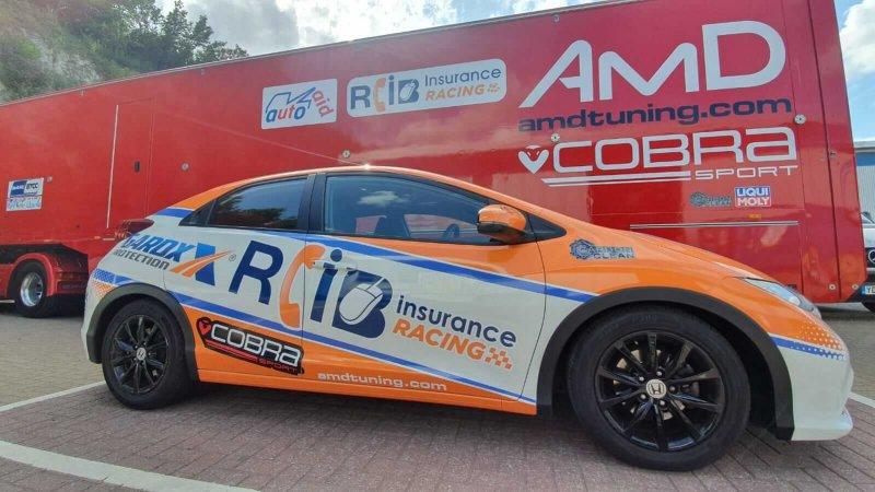 BTCC Honda Prize