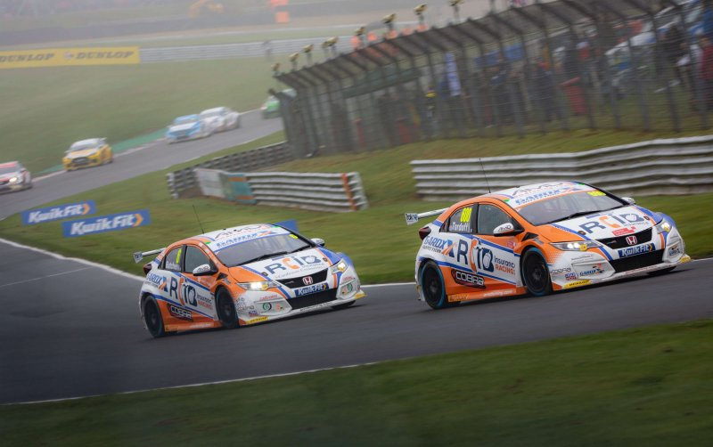 RCIB Insurance Racing at Donington Park
