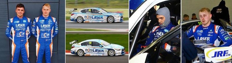 Laser Tools Racing 2020 BTCC Debut