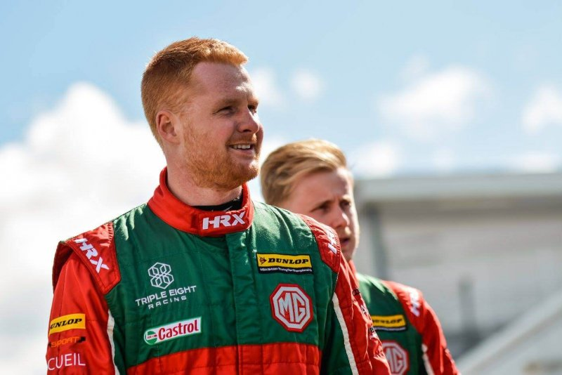 Josh Cook Returns To MG Racing